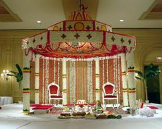 Indian Wedding Mandap Decoration Ideas