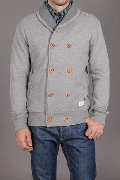 ++ 10Deep Maritime Shawl Jacket