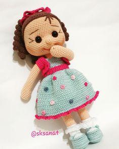 Bahar bebek Crochet Hats, Instagram, Fashion, Amigurumi, Knitting Hats, Moda, Fashion Styles, Fashion Illustrations, Fashion Models