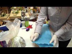 Чайный букет - YouTube