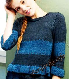 Пуловер (ж) 07*220 FAM №4737