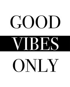 Good Vibes Only -  Good Vibes Only. A beautiful quote to bright up your day, packaged in a modern and professional design for multiple uses. Print it and hang it on your wall to remind yourself daily, or gift it to loved ones. This eye-catching design will make anybody pause for a second and reflect.  art collectibles digital prints digital art print printable wall art typography art print quote art print quote poster print canvas quote art inspirational art black and wh