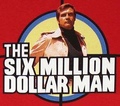 De man van 6 miljoen!