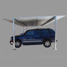 Carport Kits Do It Yourself | Metal Carport. Do-It-Yourself Metal Carport Kit.
