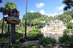 Pirate's Cove Golf on International Drive Orlando Florida