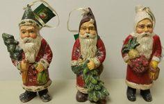 Kurt Adler Santa Ornament #KurtAdler