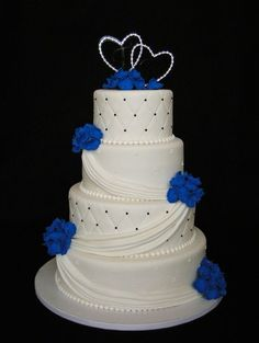 ideas instead of wedding cake 1000 ideas about blue wedding cakes on 16295