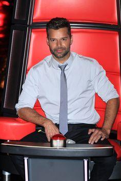 Ricky Martin revela las claves de su éxito como cantante