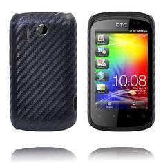 Carbon (Sort) HTC Explorer Deksel Kobe, Explore, Iphone, Pink, Pink Hair, Roses, Exploring