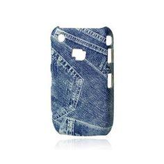 Coque en Jean pour BlackBerry Curve