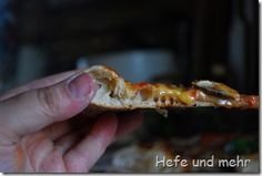 Pizzateig (Übernacht-Variante)