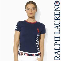 Ralph Lauren USA Women's London 2012 T-Shirt