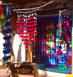 The Pom Pom store. Sayulita