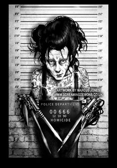 "OcéanoMar - Art Site: Marcus Jones ""Mugshots"" by MarcusJones on ... 