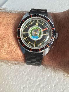LIP THERMOMÈTRE 1968 in Bijoux, montres, Montres, pièces, accessoires, Montres…