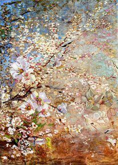 Ofra Friedland (Israel, born 1959)  'Almond Tree'