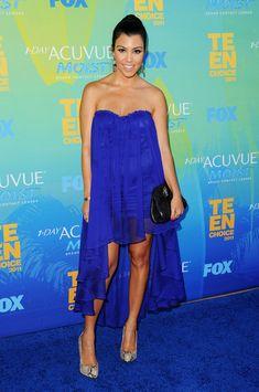 Kourtney Kardashian Photo - 2011 Teen Choice Awards