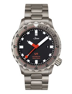 Sinn Uhren: Modell U1 Dive watch. Maybe, the most honest diver on the market.