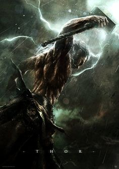 Thor by derylbraun