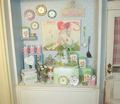 Moskkithings ....: Dollhouses Yuri Munakata
