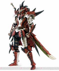 Flame of the Dragon Monster Hunter Cosplay, Monster Hunter Art, Fantasy Character Design, Character Concept, Character Art, Fantasy Armor, Dark Fantasy, Dnd Characters, Fantasy Characters