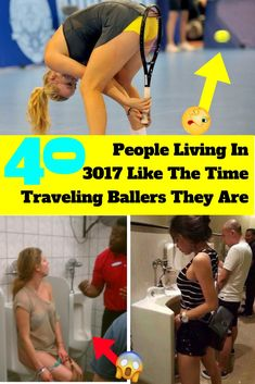 40 People Living In 3017 Like The Time Traveling Ballers They Are It might seem like we're living in 2017, but there are those that walk among us who are from 50, 75, 100 years in the future! At least that's the internet's excuse in the newest meme that pokes fun at creative life-hacks. They might look silly now, but it's likely only a matter of time until we're all following the lead of these futurists who are already living in 3017. Then again, maybe they just have fidget spinners taped to…