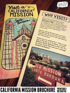 California Mission B