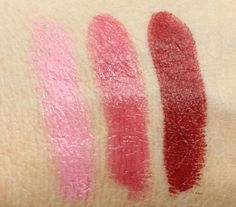 MAC A Novel Romance Swatches and Review (via Bloglovin.com ): middle, Yield to Love
