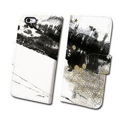 オンリーワンスマホケース アーティスト シリーズ No.3 浦正 『 imagination 』【 手帳 タイプ 】 (iPhone6)