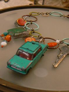 Road Trip® Necklaces by Vintage Pie Jewelry