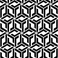 Seamless abstract pattern photo