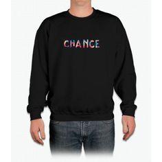 Chance Colorful Crewneck Sweatshirt