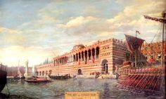 OĞUZ TOPOĞLU : Bizans Bukoleon Sarayı, Çatladıkapı, Kennedy Caddesi - İstanbul.