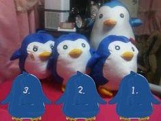 本日ゲットしたペンギンたち♪