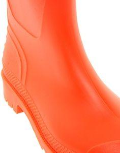 Enlarge Juju Orange Wellington Boots