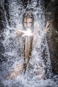 Photo Water Fairy by Nicola Genati on 500px