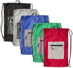 Urban Sport 18 Inch Drawstring Bag Case Pack 48