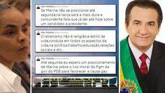 #ABasedeSoja: Marina Silva, Silas Malafaia e o escândalo do PGM