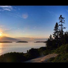 The Reach...Vinalhaven island.
