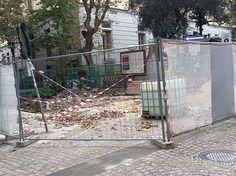 """Vomero via Luca Giordano, Capodanno: """"2 novembre e i lavori non sono terminati""""   Report Campania"""