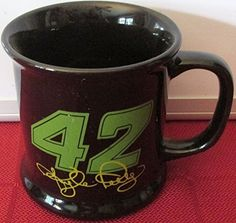 Nascar Racer Driver Kyle Petty #42 Black Coffee Tea Mug / Cup Nascar Kyle Petty #42 Mug http://www.amazon.com/dp/B01BK6W92E/ref=cm_sw_r_pi_dp_vWr1wb1Q57BNY