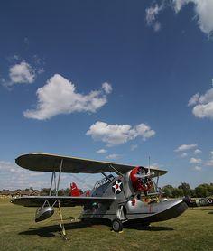 Grumman Duck At Oshkosh Airventure 2009 by GGordon #aircraft