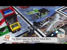 The video shows the missions of the FIRST LEGO League 2016 robotics and science…