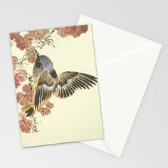 Birdwatching  handmade card, greetings card, illustrated card, personalised card,, birthday card,congratulations card by modestly on Etsy