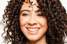 """Read about """"Plopping"""" - the new trend for curly hair on layeredonline.com"""