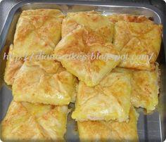 Retete culinare : Placinte cu branza, Reteta postata de diana_k in categoria Prajituri