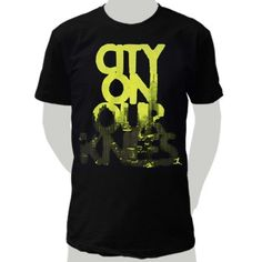 TobyMac Store - City On Our Knees Black T-Shirt