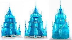 Elsa's Ice Palace - Frozen Lego Cuusoo