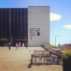 Buffalo and Erie County Public Library - Buffalo, NY