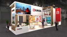 Exhibition Stand Design, 3d Studio, Siamese, Behance, Exhibition Stall Design, Siamese Cat
